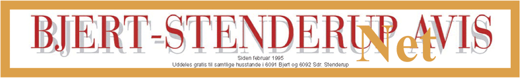 Bjert-Stenderup Avis logo